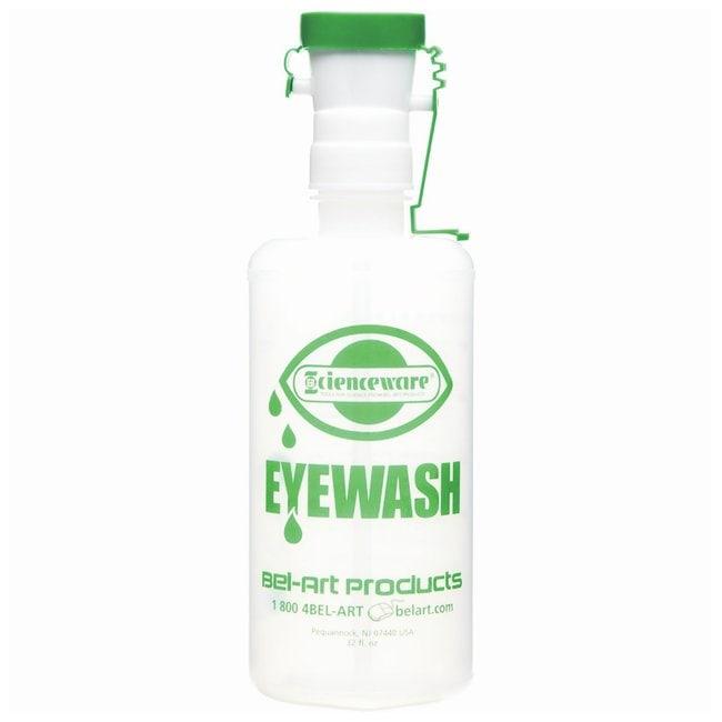 Bel-Art™SP Scienceware™ Eye Wash Bottle Capacity: 32 oz. (1000mL) Bel-Art™SP Scienceware™ Eye Wash Bottle