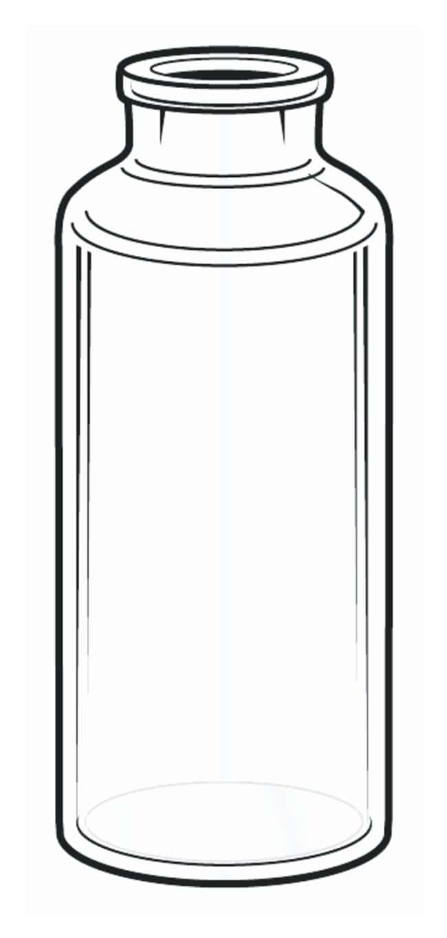 Parr Reaction Bottles for 3911 Shaker Hydrogenation Apparatus 250mL Reaction