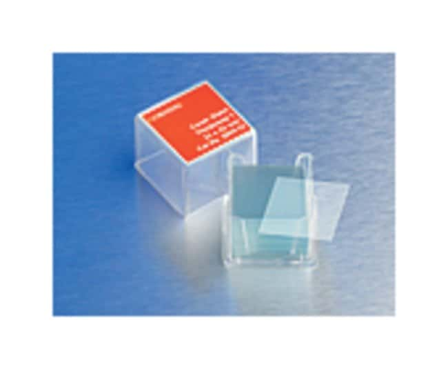 Corning™Square and Rectangular Cover Glasses 18 x 18 mm Corning™Square and Rectangular Cover Glasses