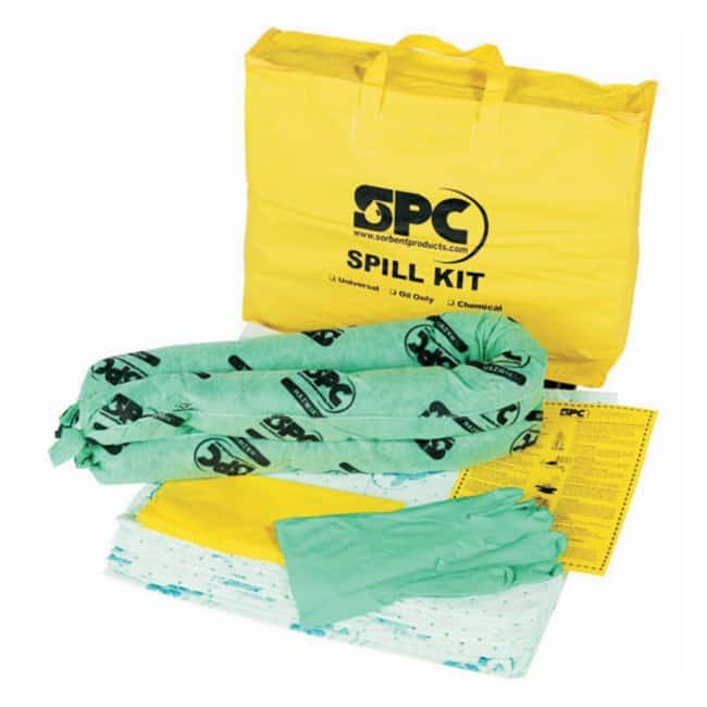Brady Hazwik Spill Kits :Gloves, Glasses and Safety:Spill Control and Containment