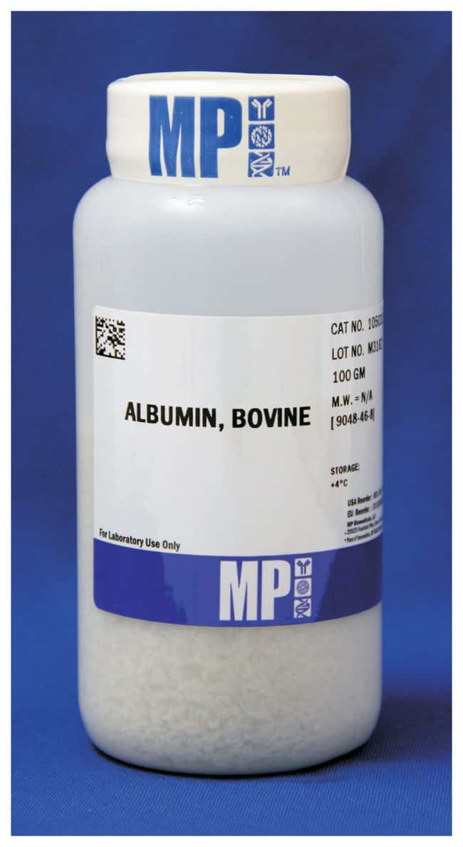 MP Biomedicals Albumin, Bovine, RIA Grade:Life Sciences:Protein Biology