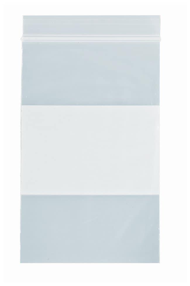 RD Plastics Clear Reclosable Zip Bags 4mil; 6 x 9 in. (15 x 22.5cm); 1000/Cs.:Gloves,