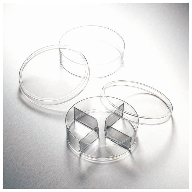 Corning™100 x 25mm Bio-Agricultural Petri Dishes