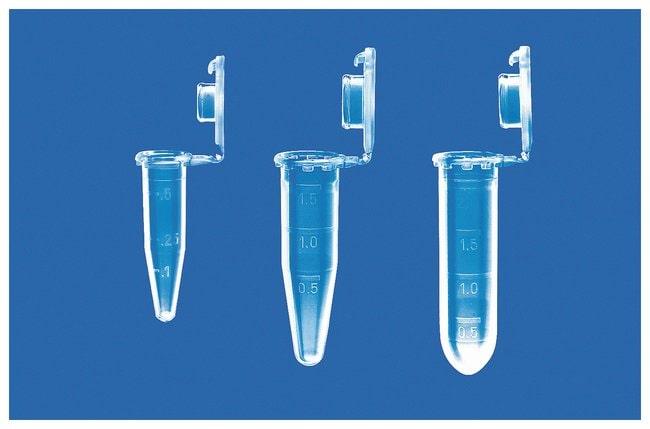 Eppendorf™Snap-Cap Microcentrifuge Safe-Lock™ Tubes