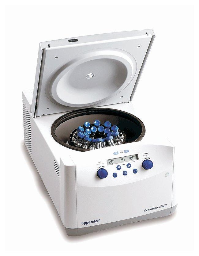 Eppendorf5702 Series Centrifuge Refrigerated; 230V:Centrifuges