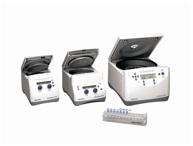 EppendorfModel 5418 Microcentrifuges 18 x 2mL; Refrigerated; 120V 60Hz:Centrifuges