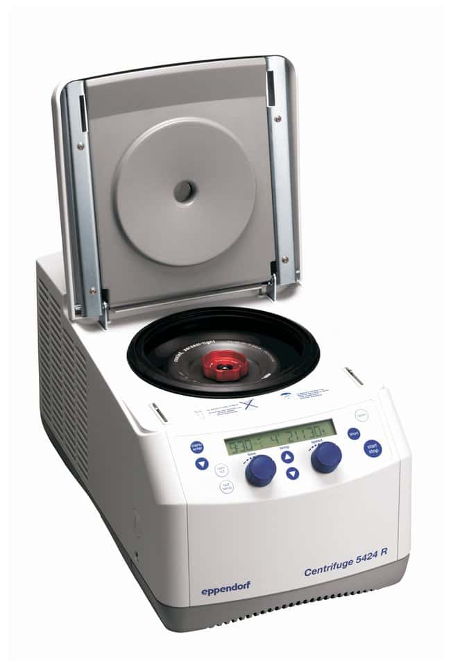 Eppendorf 5424R Microcentrifuges  5424R without rotor; Keypad Control;
