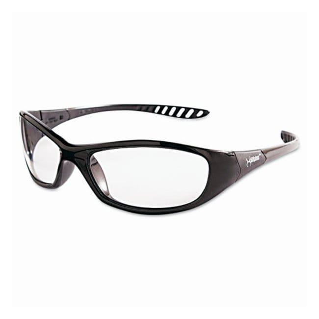 Kimberly-Clark Professional V40 HellRaiser Safety Glasses  Black Frame;