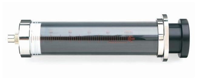 SGE™Gastight Syringes: Removable Luer-Lok Models No needle; Removable Luer lock; Volume: 100mL SGE™Gastight Syringes: Removable Luer-Lok Models