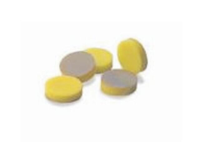 SGE™GC Septa: CS CS material (PTFE-Coated Silicone);Dia.: 0.45 in. (11.5mm); 50/Pk. SGE™GC Septa: CS