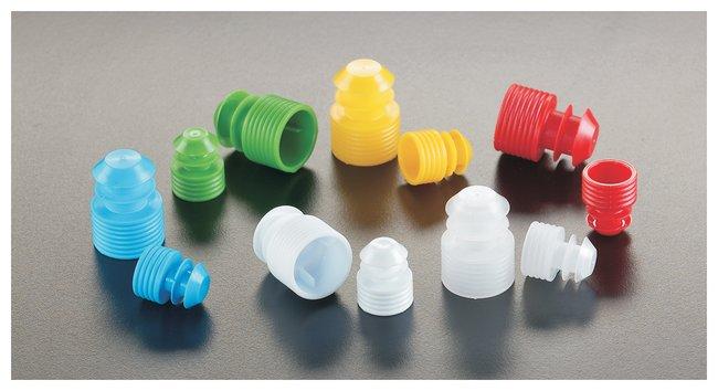 Simport™ ScientificFlange Plug Caps: Inicio