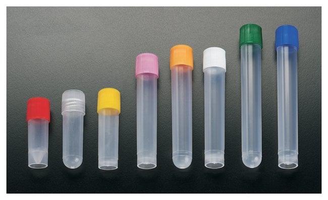 Simport™ ScientificProbenröhrchen mit externen Gewinden ohne Kappen– nicht graduiert 5,0ml; runder Boden; 12,5 x92mm Simport™ ScientificProbenröhrchen mit externen Gewinden ohne Kappen– nicht graduiert