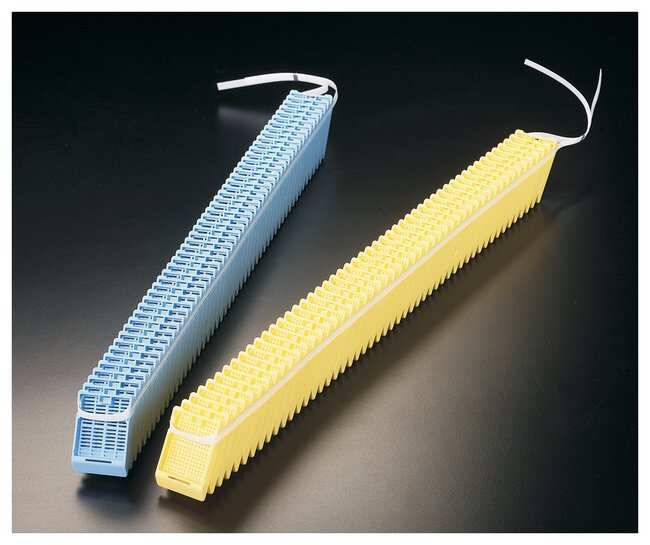 Simport™ ScientificE-Z LOAD™ Histosette™ II Gewebekassetten-Basen Gelbbraun Simport™ ScientificE-Z LOAD™ Histosette™ II Gewebekassetten-Basen