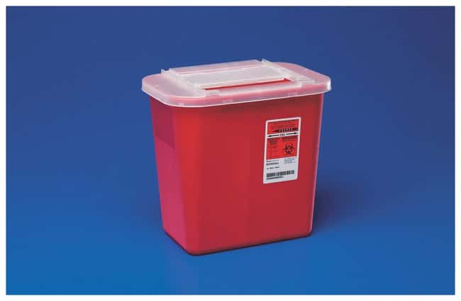 Covidien Sharps-A-Gator™ Sharps Collection Containers