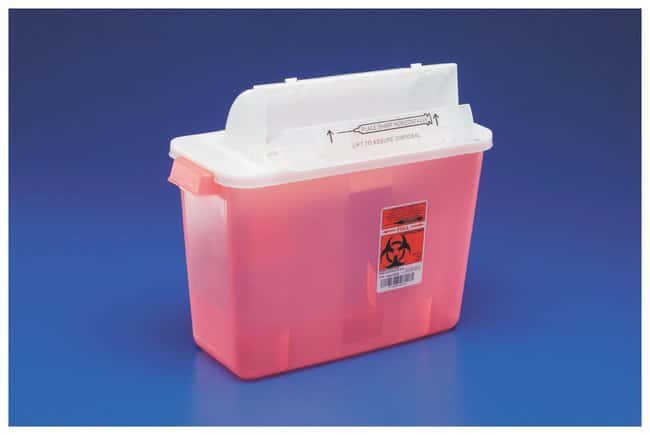 Covidien In-Room™ Sharps Disposal System SharpStar™ Containers