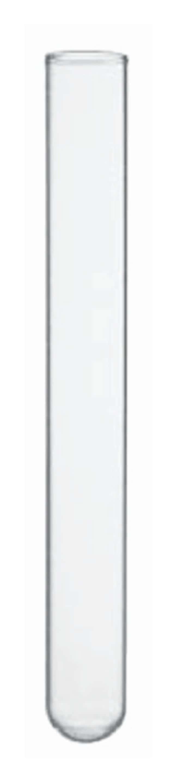 DWK Life Sciences Kimble Plain Disposable Plastic Tubes 12x75mm Polystyrene