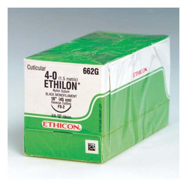 Moore Medical Johnson and Johnson Ethilo Nonabsorbable Sutures:Gloves,
