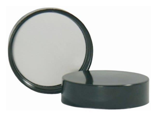 DWK Life SciencesKimble™ Phenolic Caps with Pulp/Vinyl Liners Screw cap size: 20mm-400 Products