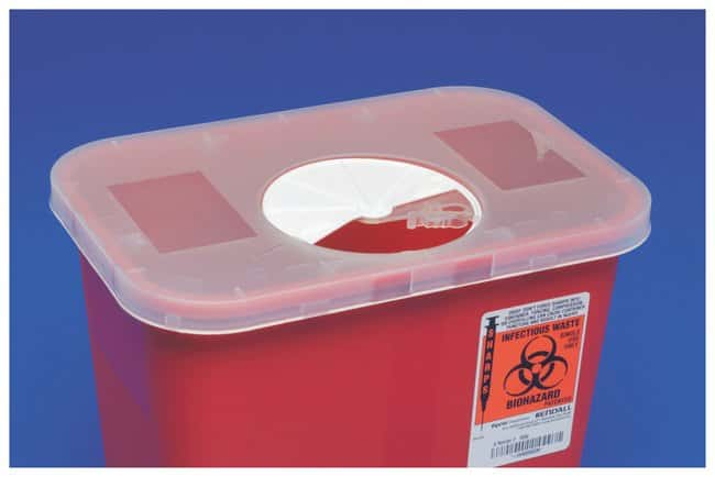 CovidienMultipurpose Sharps Containers