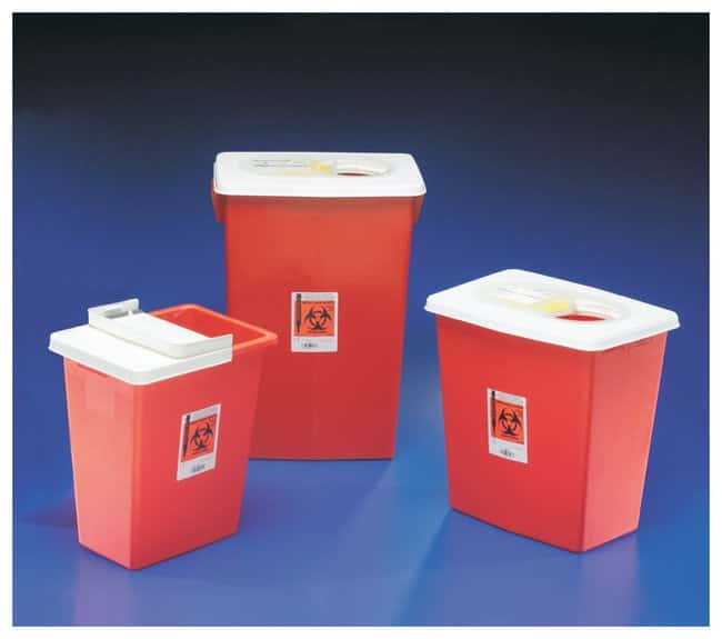 CovidienPGII D.O.T. Sharps Disposal Containers