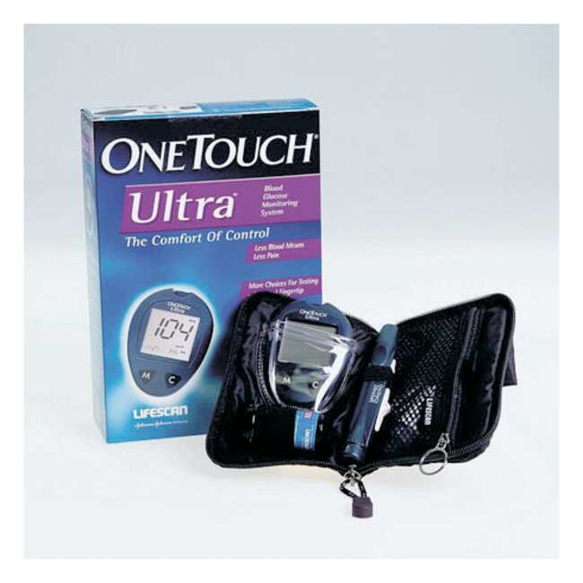 Moore Medical Lifescan OneTouch Ultra System and Accessories:Diagnostic