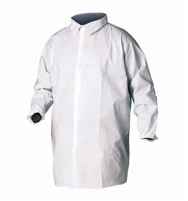 Kimberly-Clark Professional™ KleenGuard™ A40 Liquid and Particle Protection Lab Coats