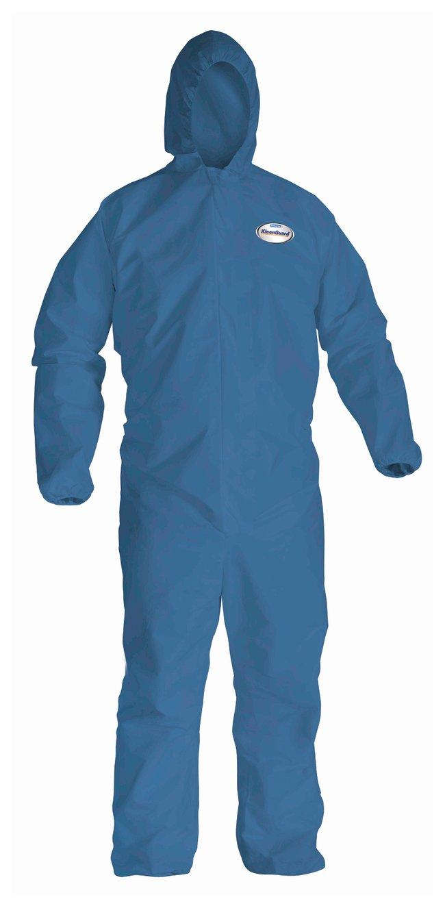Kimberly-Clark Professional™KleenGuard™ A20 Blue Coveralls