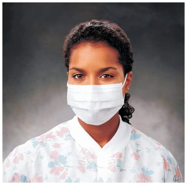 Kimberly-Clark Professional Procedure Masks  White:Gloves, Glasses and