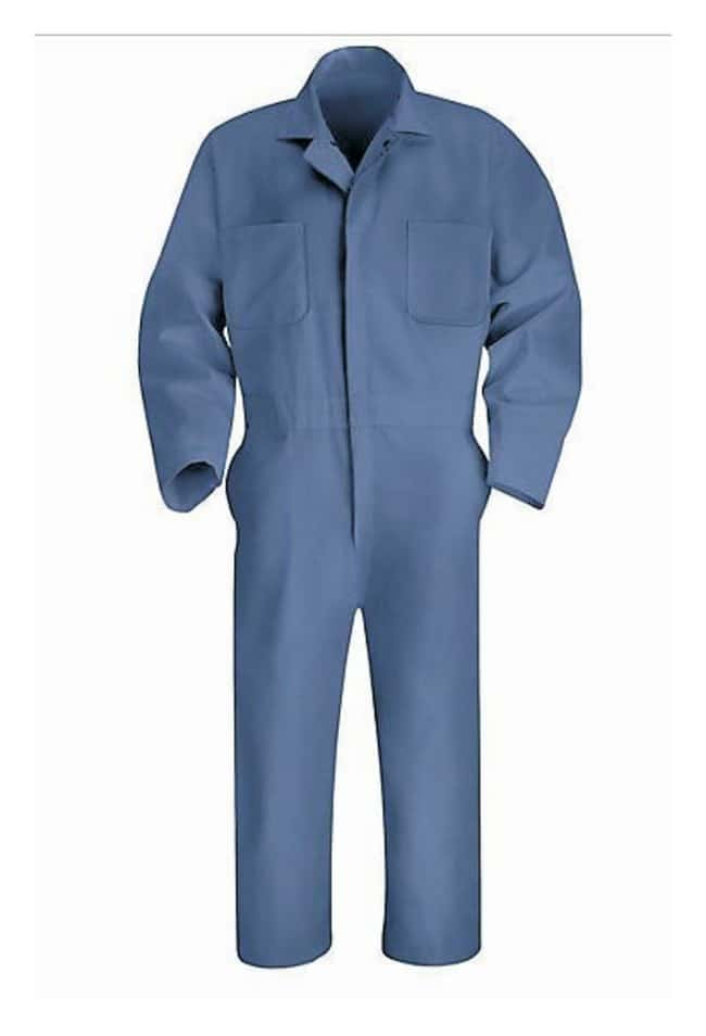 VF Workwear Red Kap Twill Action Back Coveralls Postman blue; Regular;