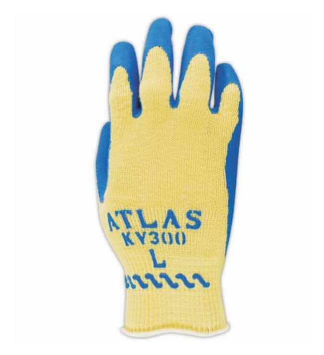 SHOWA Atlas Grip Aramid Fiber KV300 Gloves Size: 9; Large:Gloves, Glasses