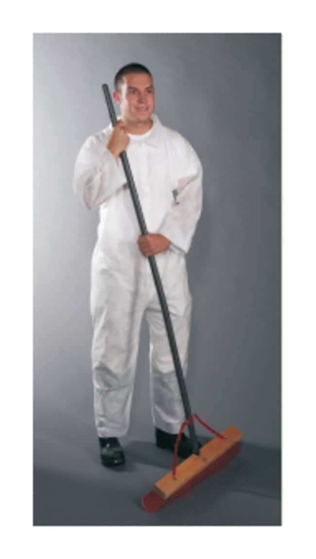West Chester Spunbond Polypropylene Coverall:Gloves, Glasses and Safety:Lab