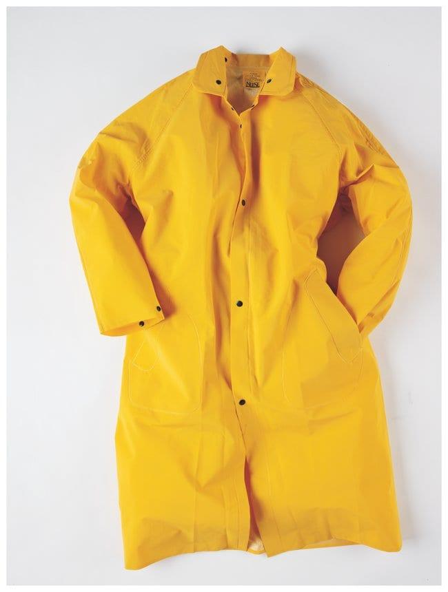 Neese 1650C Economy Raincoats Yellow; 4X-Lareg:Gloves, Glasses and Safety