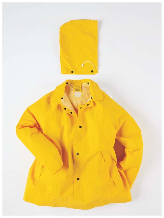 Neese Rain Coat Large:Gloves, Glasses and Safety