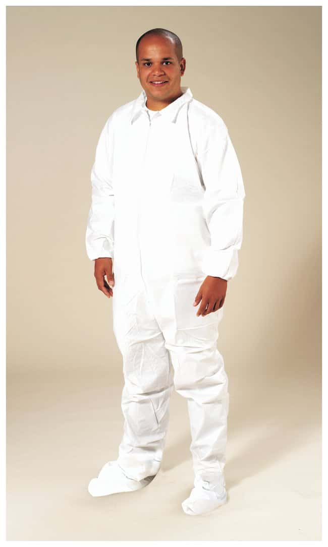 High Five Coveralls with Poly Boots Size: 2X-Large:Gloves, Glasses and