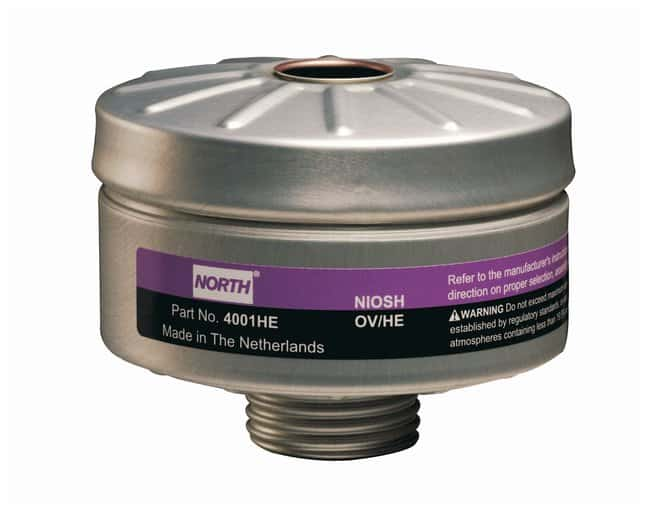 Honeywell™North™ Compact Air Powered Air-Purifying Respirators: Filter Cartridge Assembly
