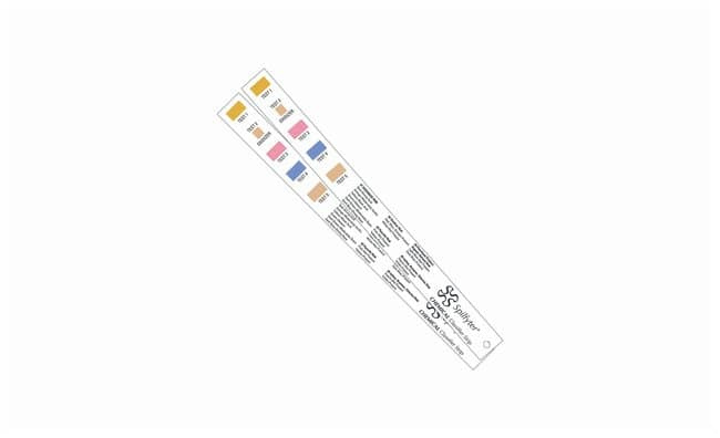 NPS Corp. Spilfyter Chemical Classifiers Test Strips and Charts  Chemical