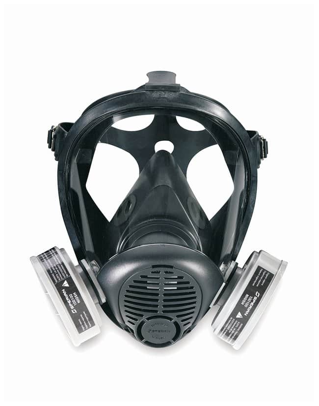 Honeywell Sperian Survivair Opti-Fit APR Respirator Threaded style; Medium:Gloves,