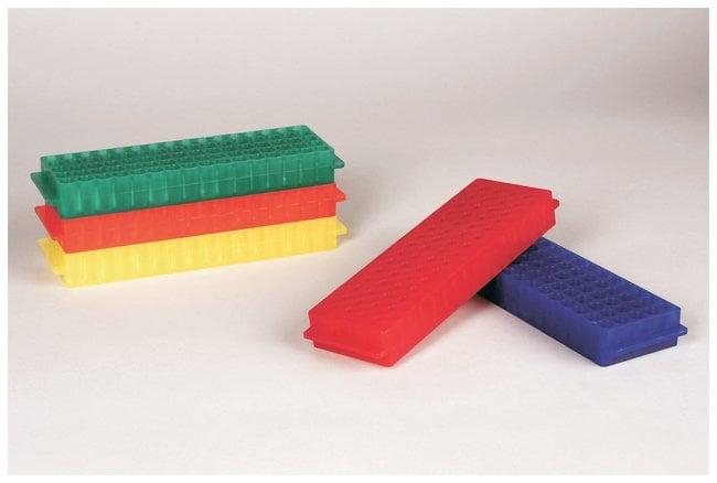 Bel-Art™ SP Scienceware™Polypropylene Microtube Storage Racks Color: Assorted (nonfluorescent) Bel-Art™ SP Scienceware™Polypropylene Microtube Storage Racks