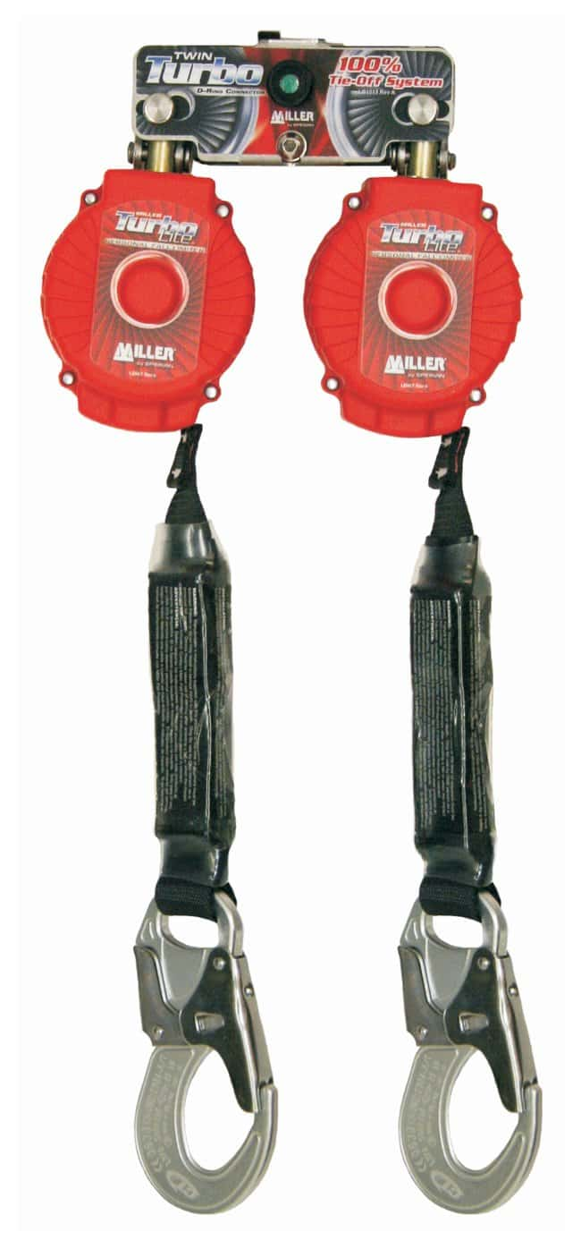 Honeywell Miller Kit for Twin Turbo Fall Protection System Twin Turbo Kit