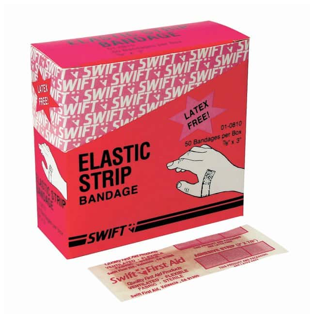 Honeywell North Adhesive Knuckle Bandages Heavy woven, 0.875 x 3 in.:Gloves,