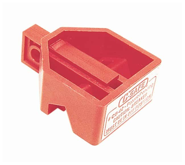 Honeywell C-Safe Circuit Breaker Lockouts Double Pole, Requires Breakers