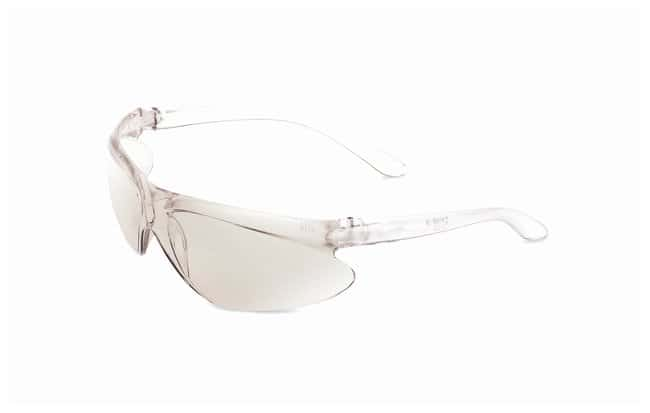 Honeywell North A400 Series Safety Glasses Gray frame; I/O Silver lens