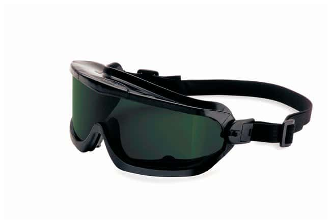 Honeywell North V-Maxx Goggles Indirect venting; Black elastic headband;
