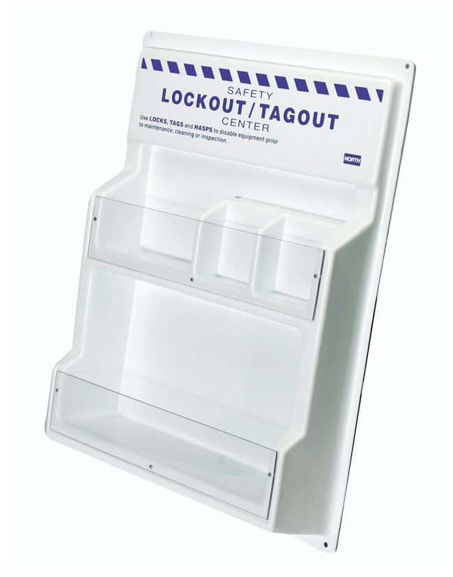 Honeywell Lockout Stations Small Empty Lockout Station; L x H: 18 x 24