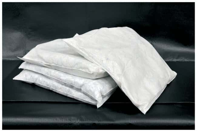 NPS Corp. Spilfyter Hazmat Sorbents Pillow, 18 x 18 in.:Gloves, Glasses