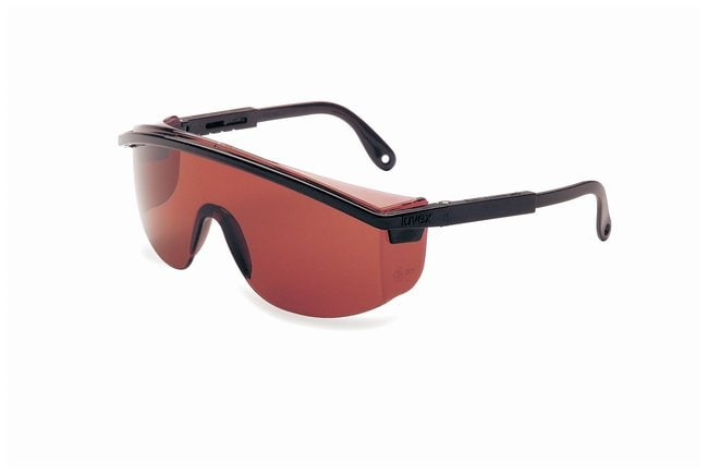 Honeywell Uvex Astrospec 3000 Safety Glasses with Spatula Temples Frame