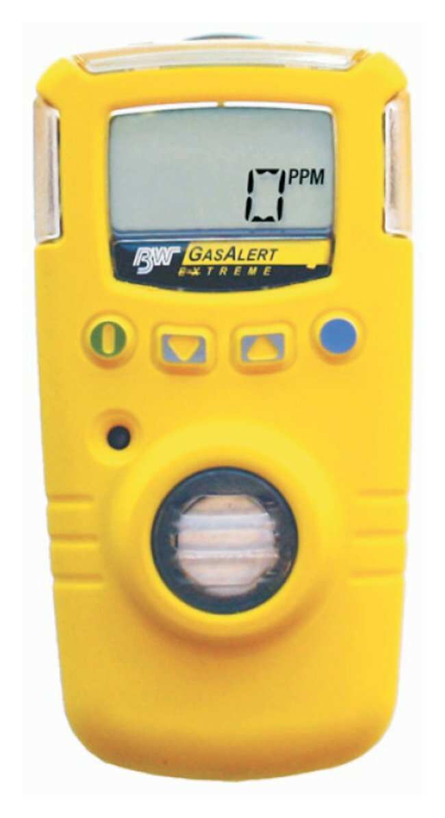 Honeywell Analytics GasAlert Extreme Single-Gas Detectors For NH3; 0 to