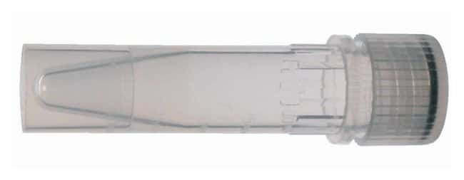 National ScientificBioStor Screw Cap Vials, Skirted Skirted; Natural color;