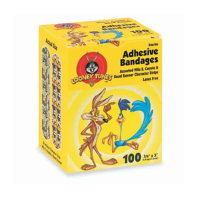 Moore Medical Loony Tunes Bandages:Gloves, Glasses and Safety:First Aid