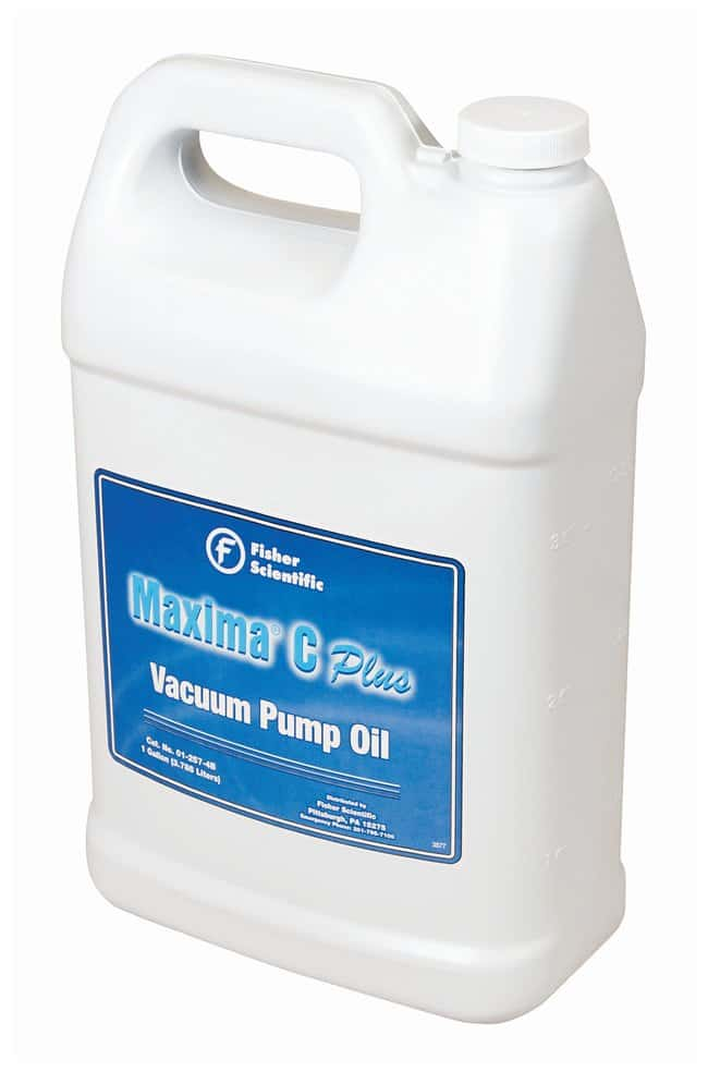 FisherbrandMaxima C Plus Pump Oil Size: 1 gal.:Facility Safety and Maintenance